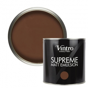 "Chocolate - ""Supreme"" Matt Emulsion 1L"