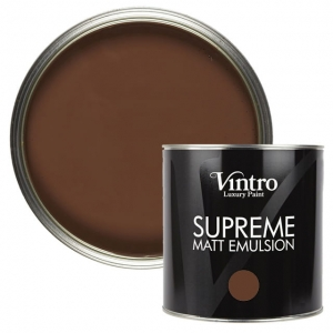 "Chocolate - ""Supreme"" Matt Emulsion 2,5L"