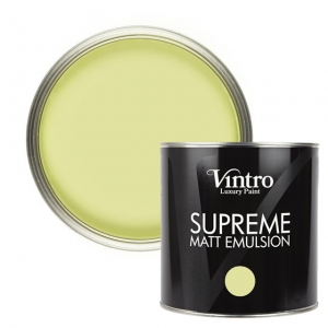 "Citron - ""Supreme"" Matt Emulsion 1L"