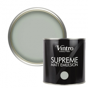 "Duck Egg Blue - ""Supreme"" Matt Emulsion 1L"
