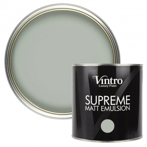 "Duck Egg Blue - ""Supreme"" Matt Emulsion 2,5L"