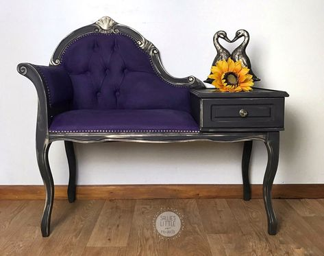 Kolor purpurowy Royal Purple Vintro - kanapa pinterest co uk belton_and_butler